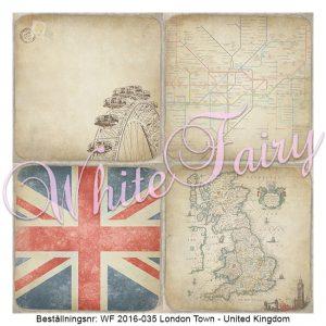 2016-035 London Town - United Kingdom